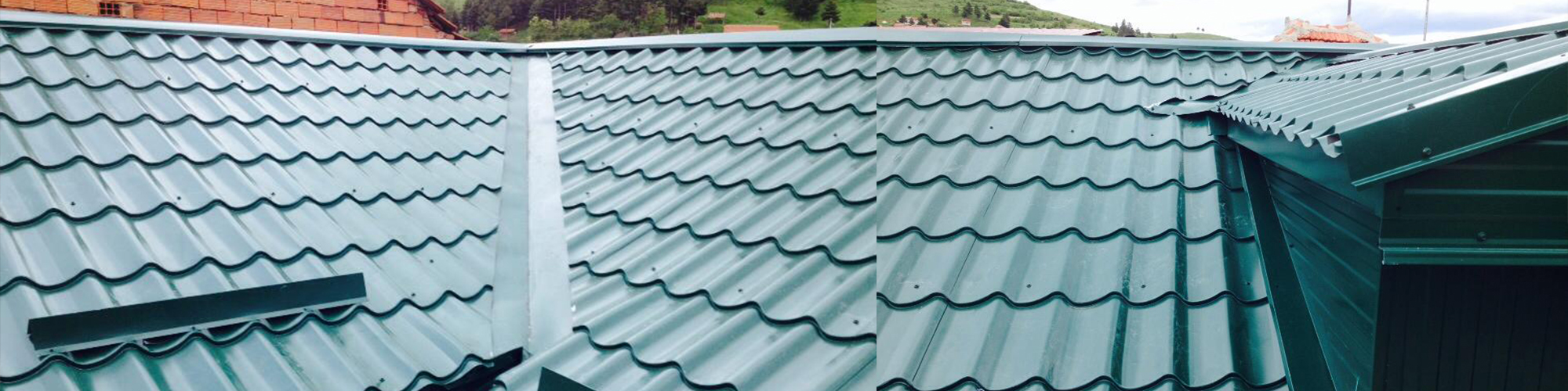 The real solution for your roof creating and installing of high quality construction sheet
